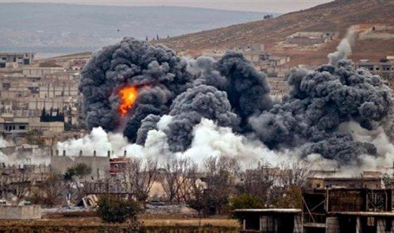 Resultado de imagen para cuadrilla de aviones caza atacando