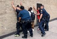 TRUMP DEFIENDE QUE LA POLICIA REALICE REGISTROS CALLEJEROS ALEATORIOS EN TODO ELPAÍS