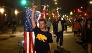 MILES DE ESTADOUNIDENSES PROTESTAN CONTRA TRUMP TRAS SU VICTORIAELECTORAL