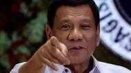 EL PRESIDENTE DE FILIPINAS AFIRMA QUE LA MAYORÍA DE LOS ESTADOUNIDENSES SONIDIOTAS