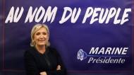 MARINE LE PEN CONVOCARÁ UN REFERÉNDUM PARA QUE FRANCIA ABANDONE LA UE SI ESPRESIDENTA