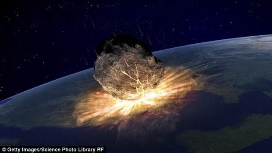 Escenario Apocalíptico: Millones de asteroides asesinos amenazan al planeta F-32