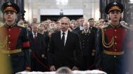 MISTERIO: 6 DIPLOMÁTICOS RUSOS MUEREN EN 4MESES