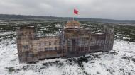 RUSIA CONSTRUYE RÉPLICA DEL PARLAMENTO ALEMÁN PARA REALIZAR MANIOBRAS MILITARES DEASALTO