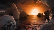HISTÓRICO: LA NASA DESCUBRE UN SISTEMA SOLAR CON VARIOS PLANETAS CAPACES DE ALBERGARVIDA