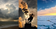 CONDICIONES CLIMATOLÓGICAS EXTRAÑAS EMPUJAN AL MUNDO A UN TERRITORIODESCONOCIDO