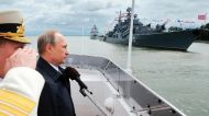 ARMADA RUSA PODRÍA PARALIZAR A EEUU Y LA OTAN EN ELATLÁNTICO