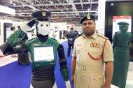DUBAI A PUNTO DE INCORPORAR EL PRIMER POLICIA ROBOT DELMUNDO