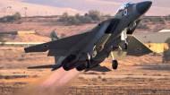 ISRAEL LANZA OTRO ATAQUE AÉREO CONTRA UNA INSTALACIÓN MILITARSIRIA