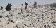 COALICIÓN LIDERADA POR EEUU BOMBARDEA UN COLEGIO EN SIRIA Y TURQUÍA ATACAALDEAS