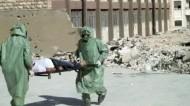 SIRIA: COALICIÓN INTERNACIONAL PROVOCA CENTENARES DE MUERTOS AL ATACAR UN ARSENAL DE ARMAS QUÍMICAS DE ESTADOISLÁMICO
