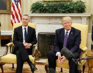 """AHORA TRUMP DICE QUE """"LA OTAN YA NO ESOBSOLETA"""""""