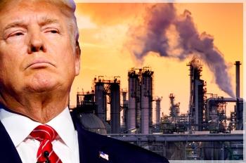 Resultado de imagen para Trump retiró a EEUU del Acuerdo Climático de París