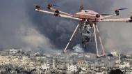 ISRAEL COMPRA DRONES EQUIPADOS CON AMETRALLADORAS PARA COMBATESURBANOS