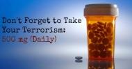 ESTUDIO DEMUESTRA QUE EL MIEDO AL TERRORISMO ES CONTAGIOSO Y NO DEPENDE DEL RIESGOREAL