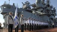 RUSIA PODRÍA INSTALAR UNA BASE NAVAL EN YEMEN Y SOLUCIONAR ELCONFLICTO