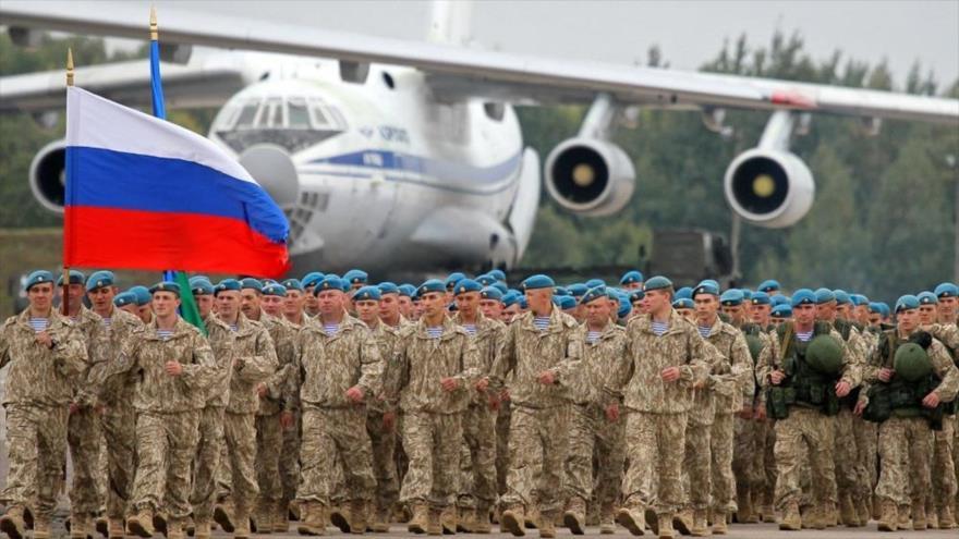 ANALISTA ADVIERTE QUE RUSIA PODRÍA OCUPAR BIELORRUSIA DURANTE MANIOBRAS MILITARES