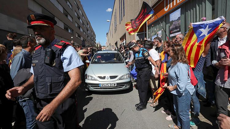 """LA OPERACIÓN POLICIAL CONTRA EL REFERÉNDUM CATALÁN, SE LLAMA """"ANUBIS"""", DIOS DE LA MUERTE"""
