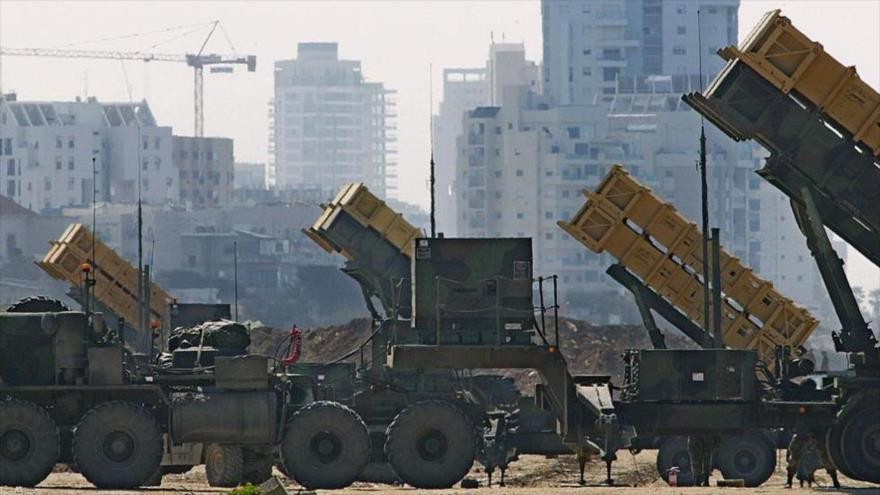 ISRAEL DERRIBA UN DRON CON UN MISIL EN LOS ALTOS DE GOLÁN