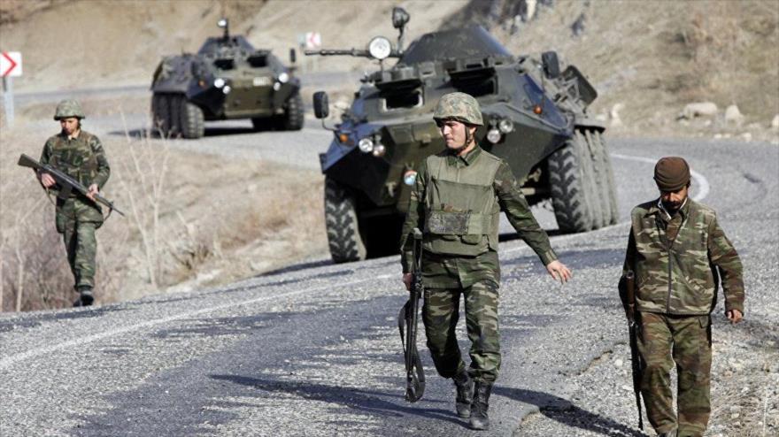 TURQUÍA AMENAZA CON UNA INTERVENCIÓN MILITAR EN EL KURDISTÁN IRAQUÍ SI HACEN UN REFERÉNDUM