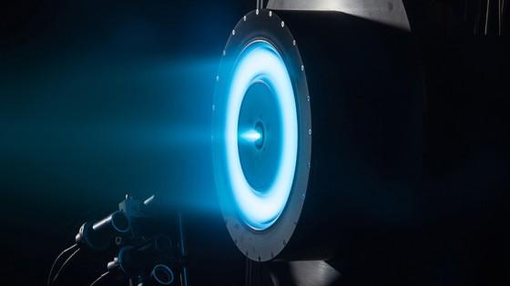 Resultado de imagen para propulsor de iones