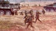 LA OTAN PRESIONA PARA QUE LA INFRAESTRUCTURA CIVIL EUROPEA ESTÉ LISTA PARA UNAGUERRA