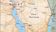 EGIPTO RECHAZA EL PLAN ISRAELÍ PARA CREAR UN ESTADO PALESTINO EN ELSINAÍ