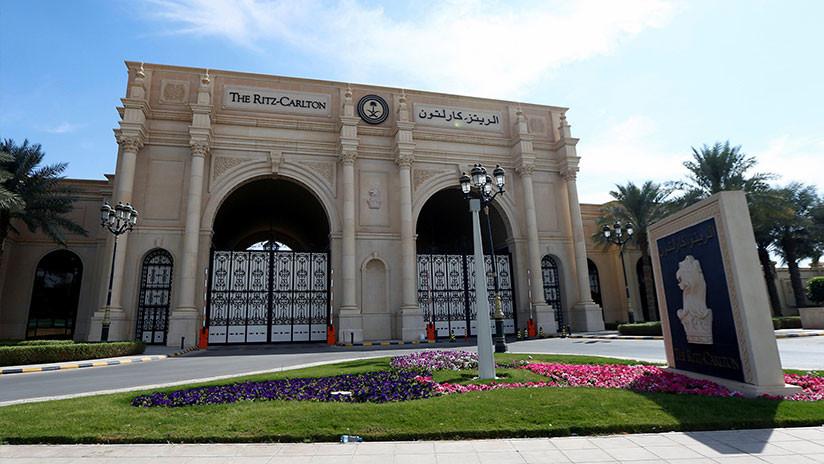 MERCENARIOS ESTADOUNIDENSES TORTURAN A LOS PRÍNCIPES DETENIDOS EN ARABIA SAUDITA