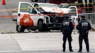 TRUMP PIDE PENA DE MUERTE PARA EL TERRORISTA DE NUEVA YORK Y NO SE DESCARTA PRISIÓN ENGUANTÁNAMO