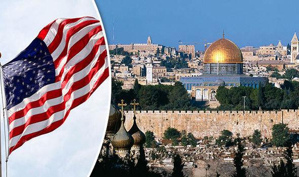 EEUU PLANEA RECONOCER JERUSALÉN COMO CAPITAL DE ISRAEL